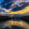 Florence at Sunset!