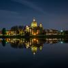 Church Reflection, Spring Lake, NJ