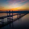 Sunset Over The Tappan Zee  (Mario Cuomo) Bridge 12/11/20
