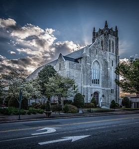 St. James Lutheran Church in Concord, N.C.