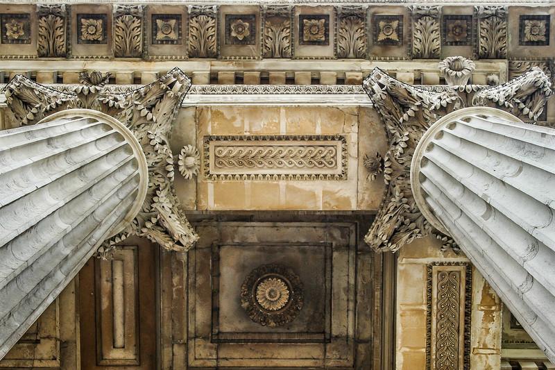 The columns of Wellington