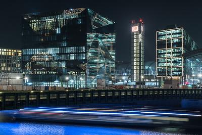 cube berlin und Hauptbahnhof