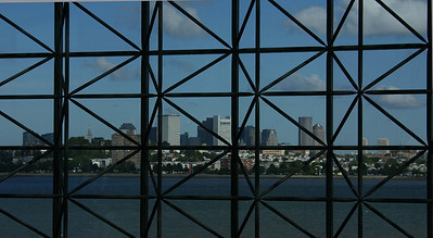 Boston from JFK Library