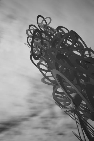 Lightweb - Alexander Liberman, sculptor