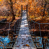 An Autumn Footbridge 10/27/20