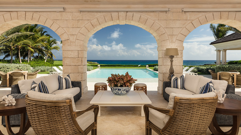 Patio, Corales Cove; Punta Cana, Dominican Republic
