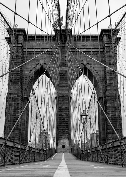 Brooklyn Bridge 1/28/17