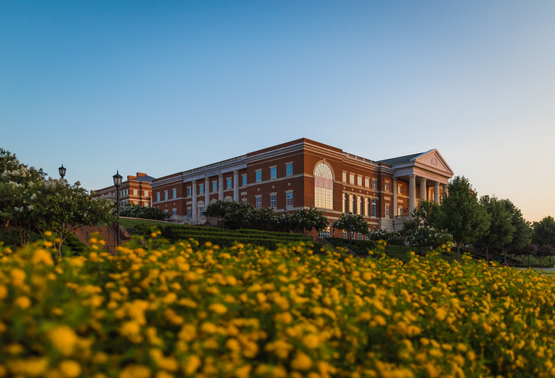 Duke Centennial Building at UNCC