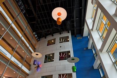 Pittsburgh Children Hospital Lobby.