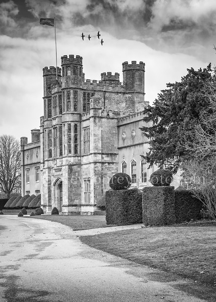 Coughton Court near Alcester