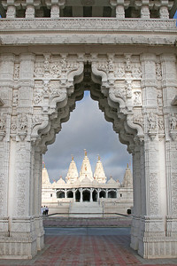 Hindu Temple Missouri City, TX