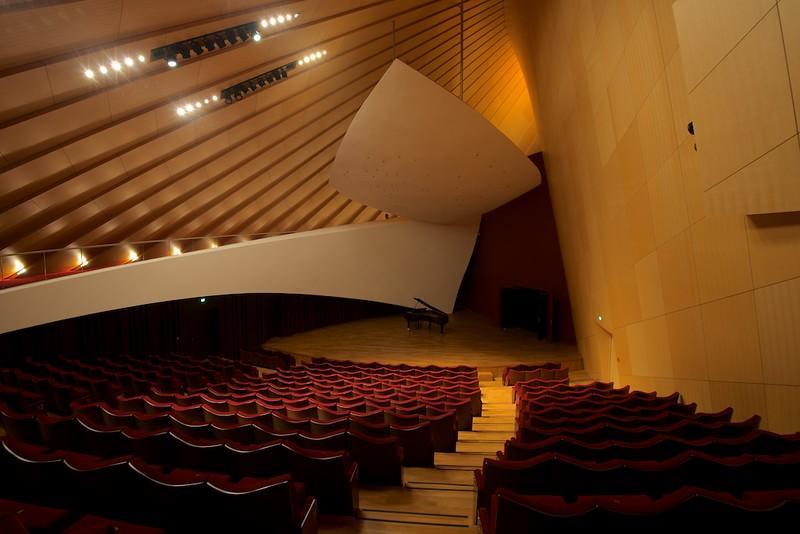 Salle de Concerts Grande-Duchesse Joséphine-Charlotte, Philharmonie Luxembourg, Salle de Musique de Chambre