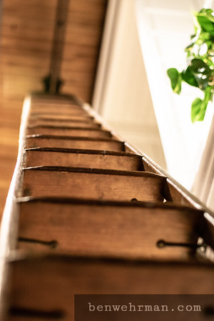 Ladder interior design