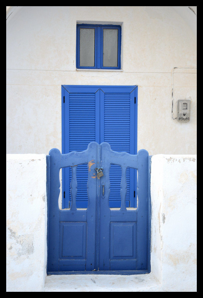 Enter Santorini