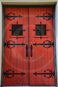 City of St. Augustine, Church Door