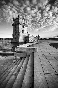 Belém Tower, Lisbon Portugal.