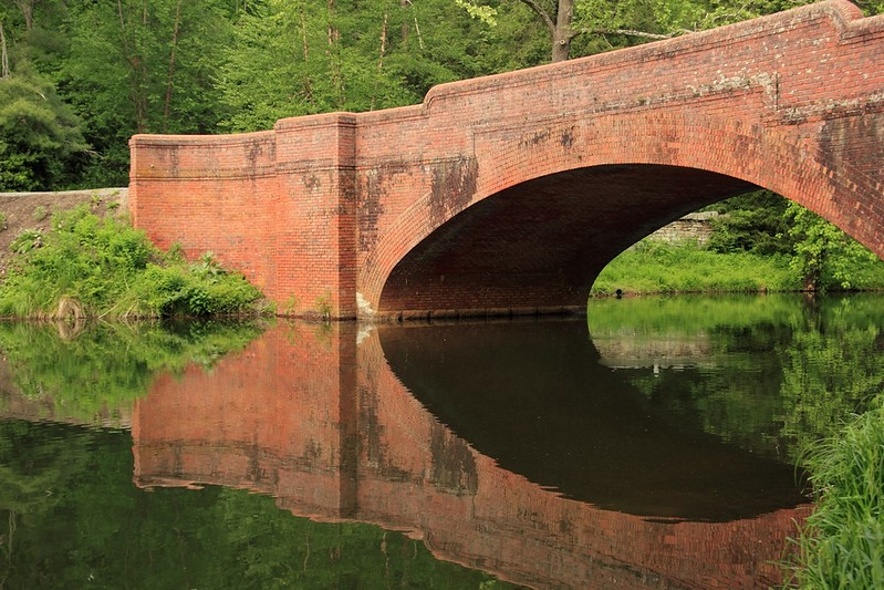 Brick Bridge, Biltmore Estate, Asheville, NC