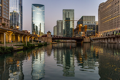 Chicago River 9/14/18