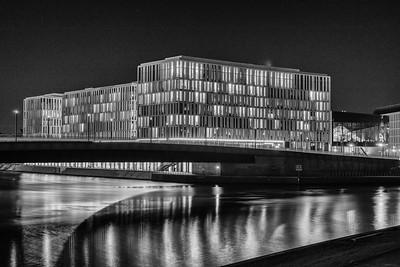 Berlin Mitte, Hugo-Preuß-Brücke