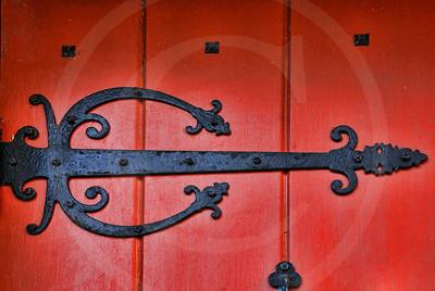 City of St. Augustine, Church Door