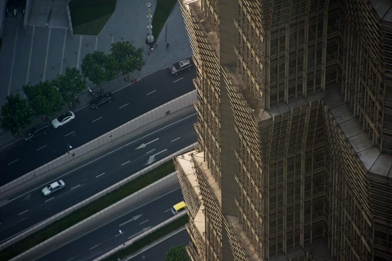 Jingmao Tower, Shanghai Pudong, China