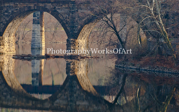 Arches in the Schuylkill