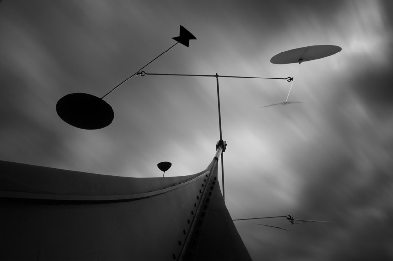 Gallows and Lollipops - Alexander Calder, sculptor