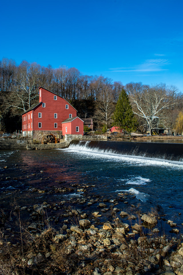 The Red Mill in Clinton, NJ