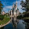 Walt Disney World Castle 11/16/17