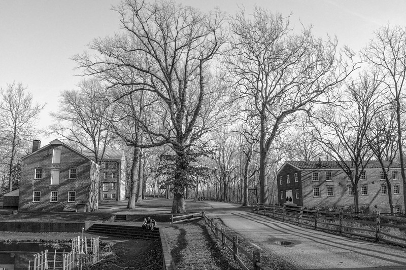 Buildings at Allaire State Park, Howell, NJ