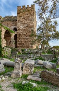 Castel Walls