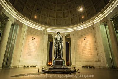 Jefferson Memorial, #1