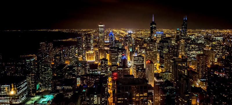 Chicago Skyline 9/13/16