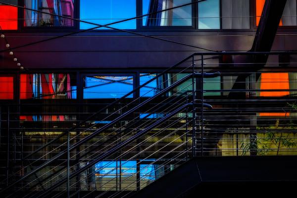 Capitol Hill Colors - Seattle, WA