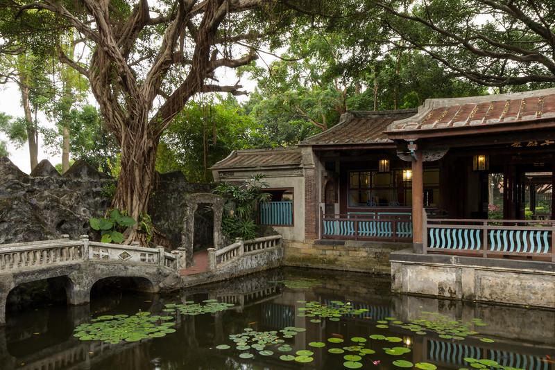 Lin Ben Yuan Family Mansion and Garden