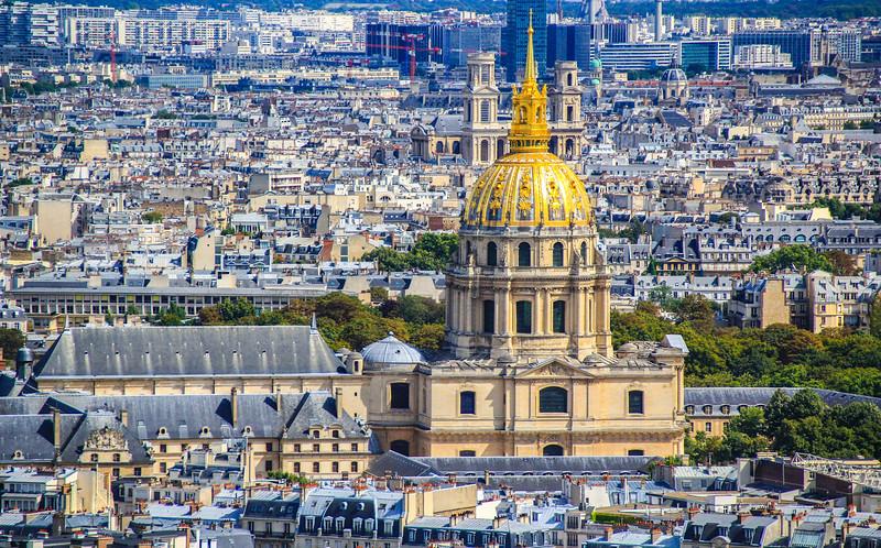 It's Paris, France
