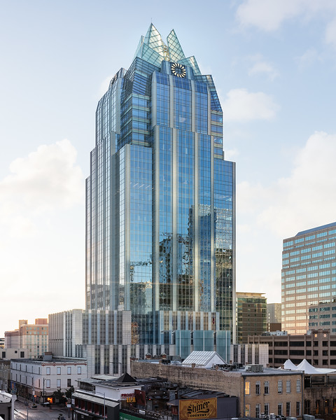Frost Building; Austin, Texas