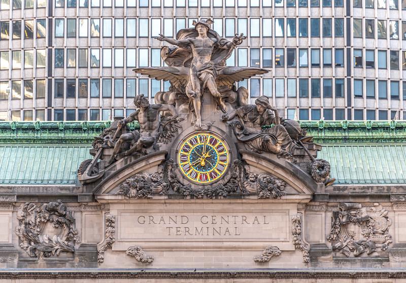 Grand Central Terminal 3/2/20