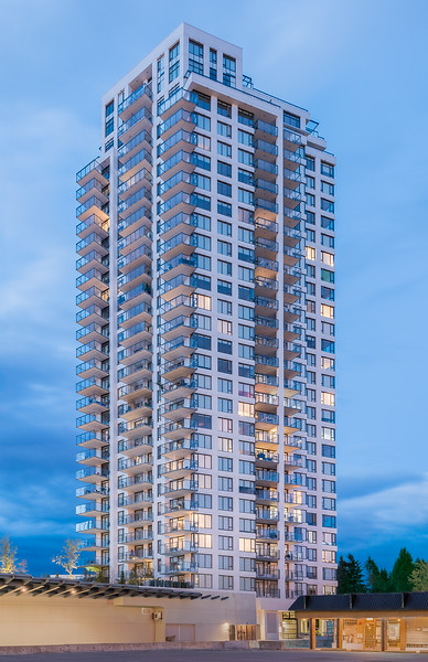 Residential Tower in Burquitlam