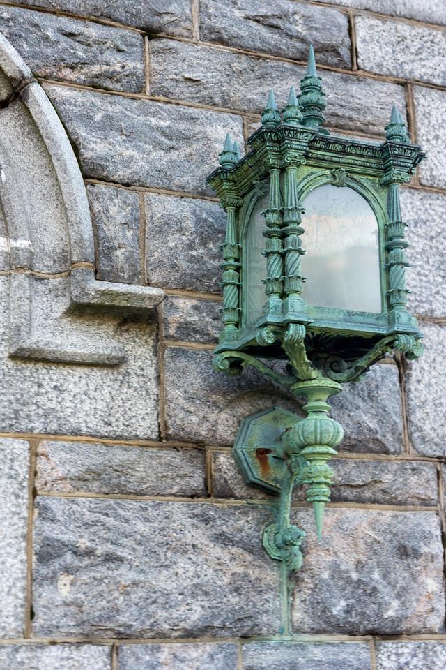 Branford House Lantern