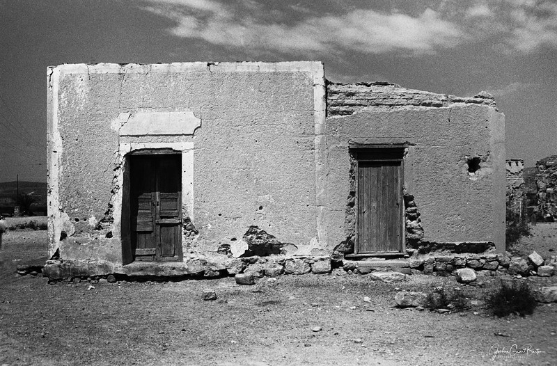 Old Building in Boquillas