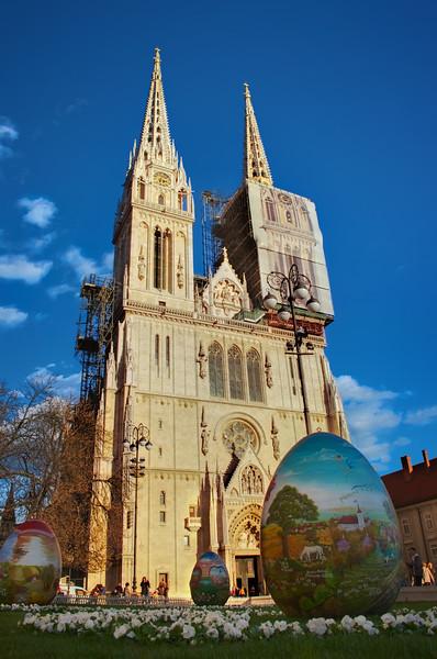 Zagreb - Easterized