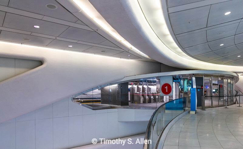 World Trade Center - 1 Subway