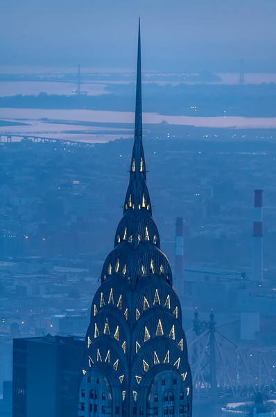 The Chrysler Building 9/25/20