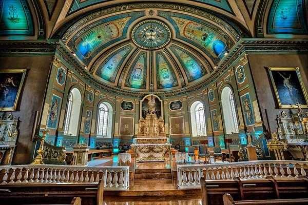 Eglise Ste-Famille de Boucherville