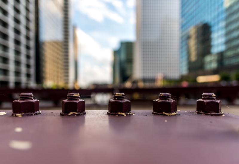 Bolts on a Bridge 9/13/16