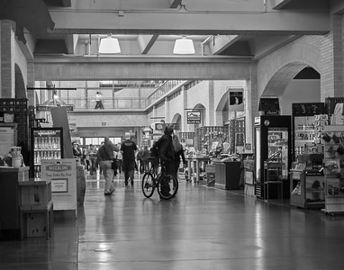 Ferry Building Interior