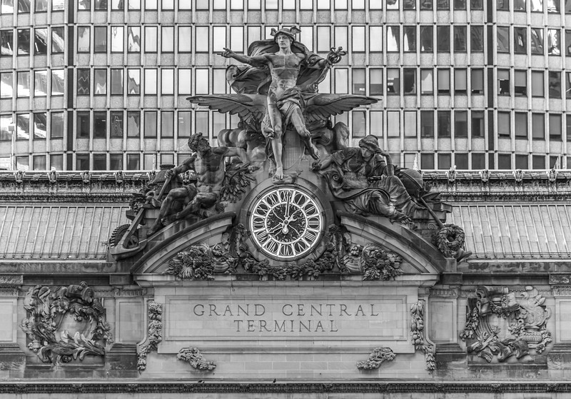 Grand Central Terminal 3/2/20