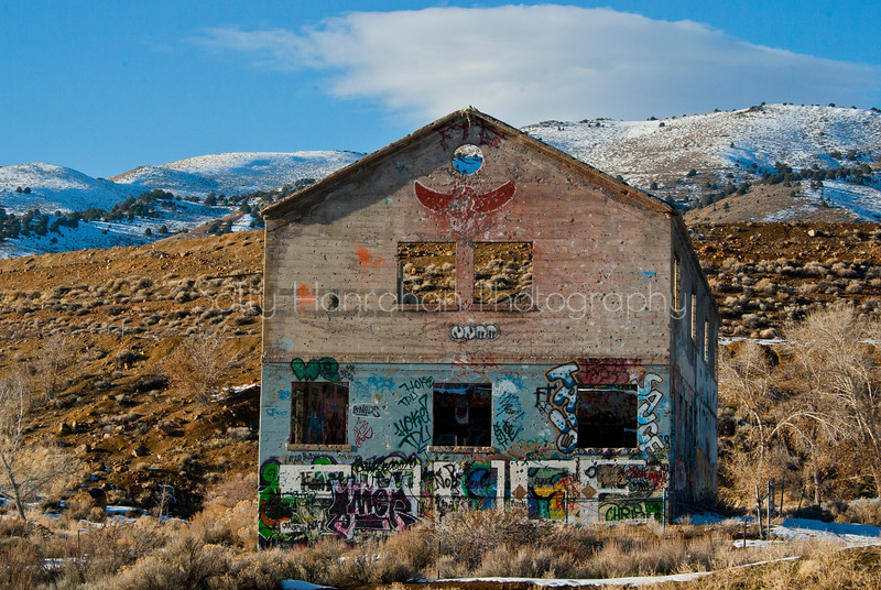 American Flat-Silver City Nevada