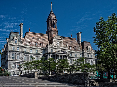 City Hall - Montreal, Canada